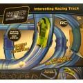 Трек гоночный в трубе на р/у 022-2 Chariots Speed (светится в темноте) 24 детали,арт. 022-2