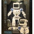 Робот на р/у,интерактивный Эпсилон-Ти,38 см.,русское озвучивание,подсветка,з/у(USB),эмоции на мони