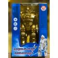 Робот серии  Стальная команда на батарейках,свет,звук,русское озвучивание,арт. ZYA-A2740-2